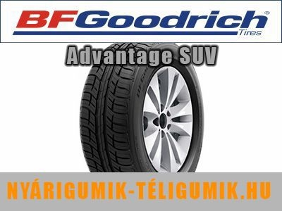 BF GOODRICH ADVANTAGE SUV