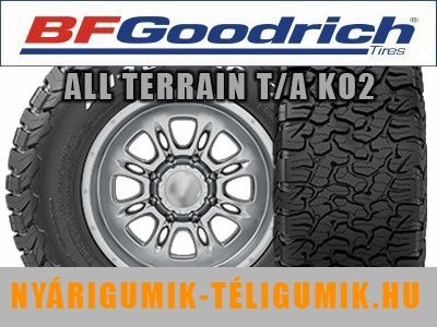 BF GOODRICH ALL TERRAIN T/A KO2
