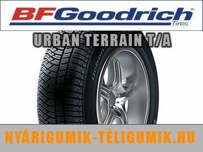 BF GOODRICH URBAN TERRAIN T/A