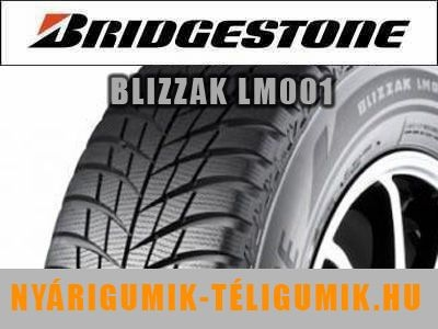 BRIDGESTONE Blizzak LM001 - téligumi