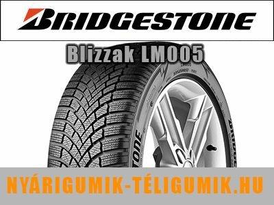 BRIDGESTONE Blizzak LM005 - téligumi