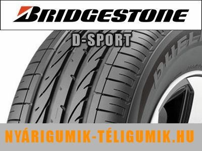 BRIDGESTONE D-SPORT 235/45R20 100W
