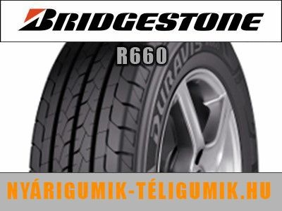 BRIDGESTONE R660 - nyárigumi