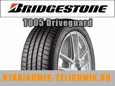 BRIDGESTONE T005 Driveguard