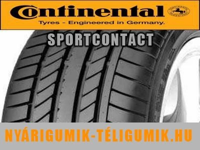 CONTINENTAL ContiSportContact - nyárigumi