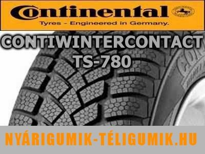 CONTINENTAL ContiWinterContact TS 780