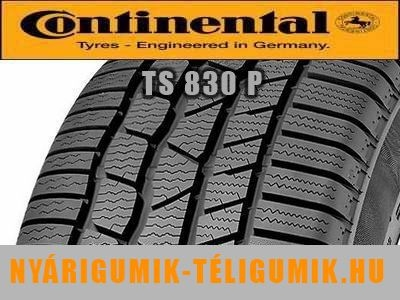 CONTINENTAL ContiWinterContact TS 830 P