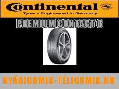 CONTINENTAL PremiumContact 6 - nyárigumi