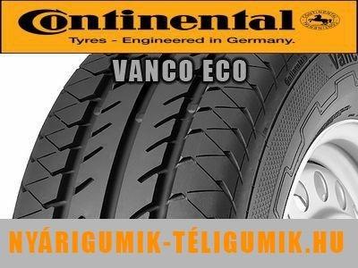 CONTINENTAL VanContact Eco