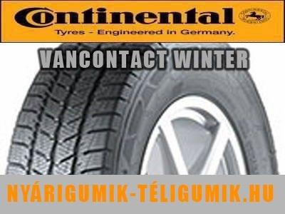 CONTINENTAL VanContact Winter