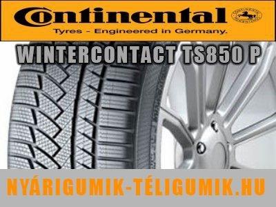 CONTINENTAL WinterContact TS 850 P