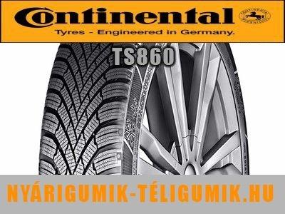 CONTINENTAL WinterContact TS 860 - téligumi