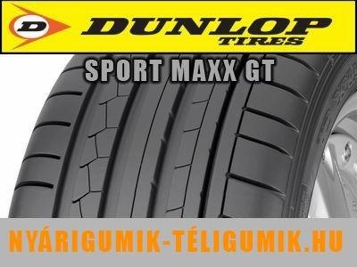DUNLOP SP SPORTMAXX GT - nyárigumi