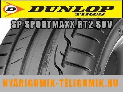 DUNLOP SP SPORTMAXX RT 2 SUV 235/45R20 100W