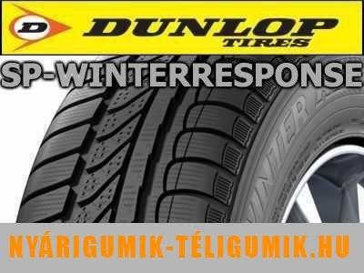 DUNLOP SP WinterResponse 155/70R13 75T