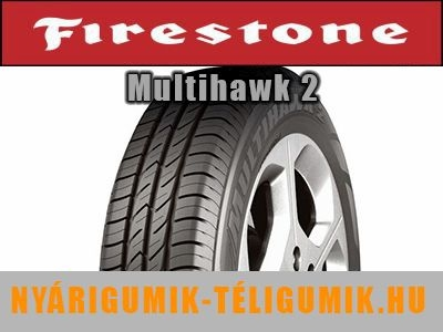 FIRESTONE MULTIHAWK 2 DOT2616 - nyárigumi