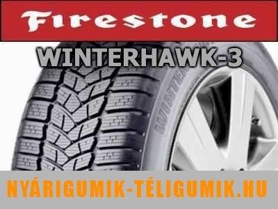 FIRESTONE Winterhawk 3 - téligumi