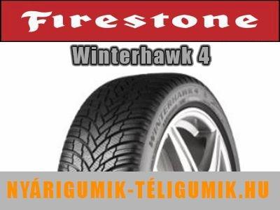 FIRESTONE Winterhawk 4 - téligumi