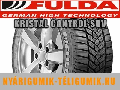 FULDA Kristal Control SUV - téligumi
