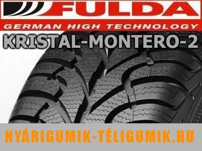 FULDA Kristal Montero 2 - téligumi