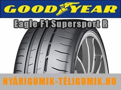 GOODYEAR EAGLE F1 SUPERSPORT R - nyárigumi