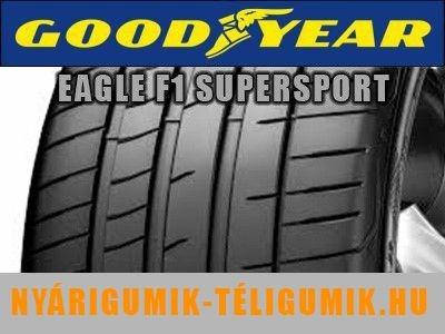GOODYEAR EAGLE F1 SUPERSPORT - nyárigumi