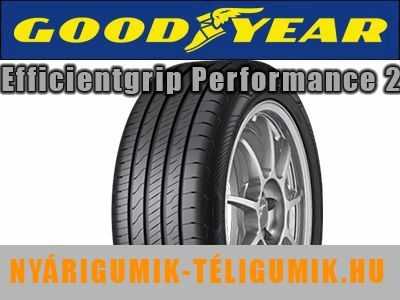 GOODYEAR EFFICIENTGRIP PERFORMANCE 2