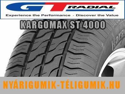 GT RADIAL KARGOMAX ST-4000