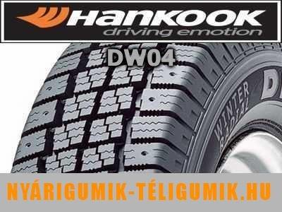 HANKOOK DW04 - téligumi