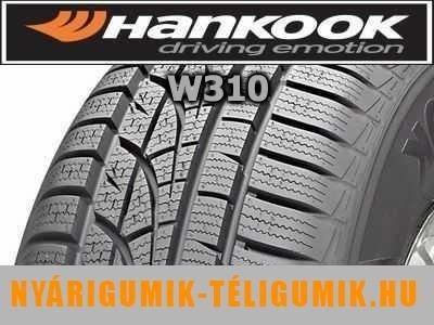 HANKOOK W310 - téligumi
