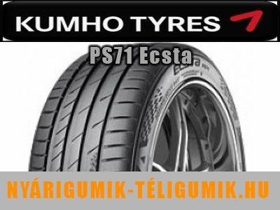 KUMHO PS71 Ecsta 245/40R18 93Y
