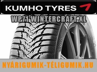 KUMHO WP71 WinterCraft - téligumi