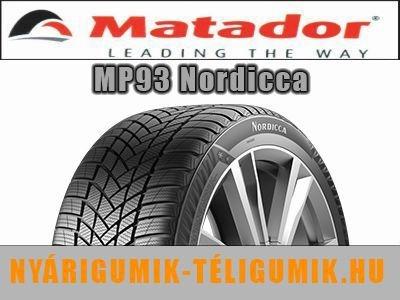 MATADOR MP93 Nordicca