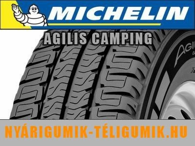 MICHELIN AGILIS CAMPING GRNX 195/75R16 107Q