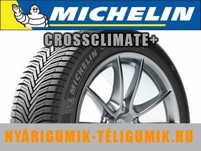 MICHELIN CrossClimate+ 245/40R18 97Y
