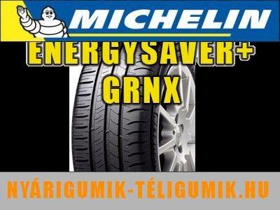 MICHELIN ENERGY SAVER+ GRNX - nyárigumi