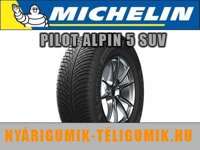 MICHELIN PILOT ALPIN 5 SUV - téligumi