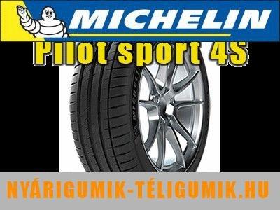MICHELIN PILOT SPORT 4 S - nyárigumi