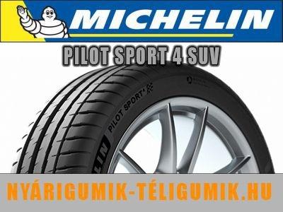 MICHELIN PILOT SPORT 4 SUV - nyárigumi