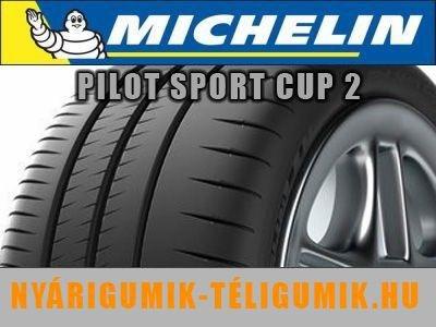 MICHELIN PILOT SPORT CUP 2 - nyárigumi