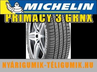 MICHELIN PRIMACY 3 GRNX