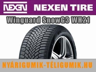 NEXEN Winguard SnowG3 WH21 215/65R16 98H