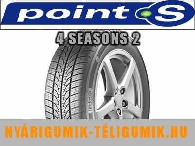 POINT-S 4 SEASONS 2 - négyévszakos