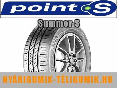 POINT-S Summer S - nyárigumi