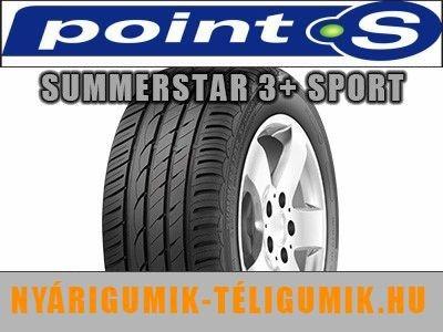 POINT-S SUMMERSTAR 3+ SPORT