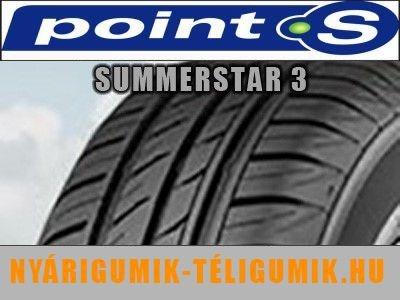 POINT-S Summerstar 3 Van - nyárigumi