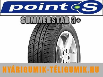 POINT-S SUMMERSTAR 3+ - nyárigumi