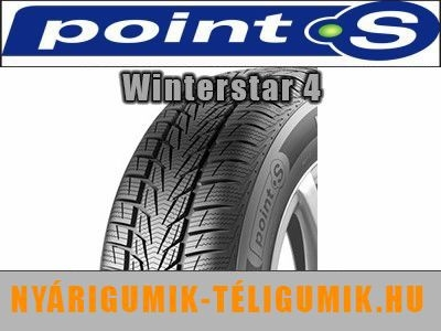 POINT-S Winterstar 4 - téligumi
