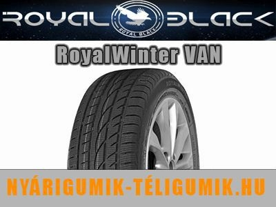 ROYAL BLACK RoyalWinter VAN