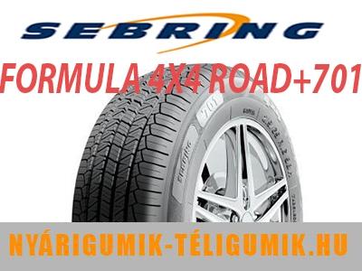 SEBRING FORMULA 4X4 ROAD+701 - nyárigumi